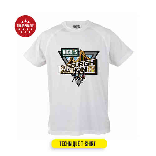 Adult T-Shirt Tecnic Plus