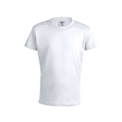 "Kids White T-Shirt ""keya"" YC150"