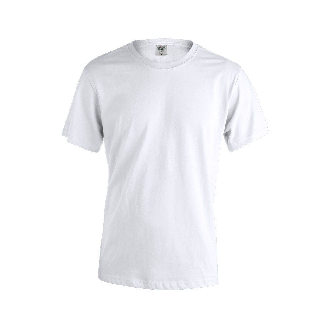 Camiseta adulto blanca