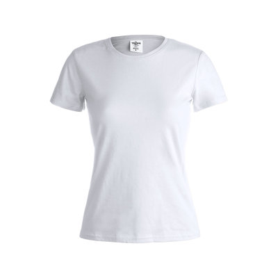 "Women White T-Shirt ""keya"" WCS150"