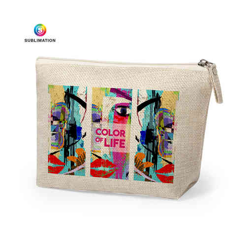 Sublimation Beauty Bag Kreston