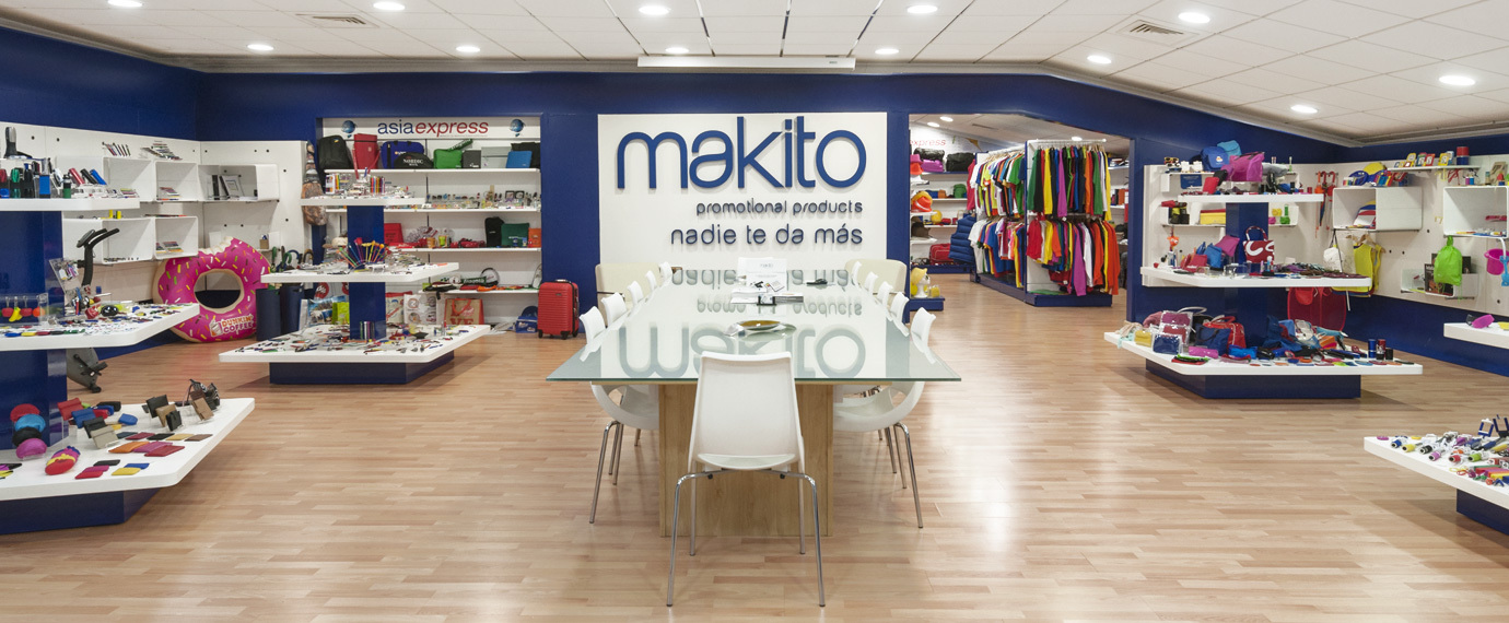 Makito promotional products